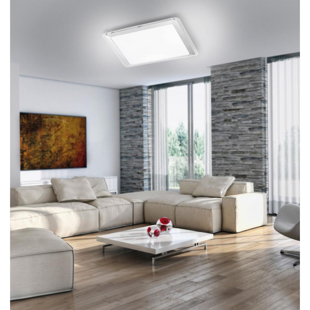 Leuchten Direkt LED Deckenleuchte »LABOL«, LED-Board, 1 St., Warmweiß, LED Deckenlampe