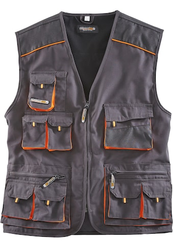 Arbeitsweste, mit praktischen Taschen kaufen