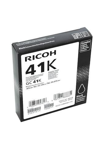 Ricoh Gel-Patrone GC41K kaufen