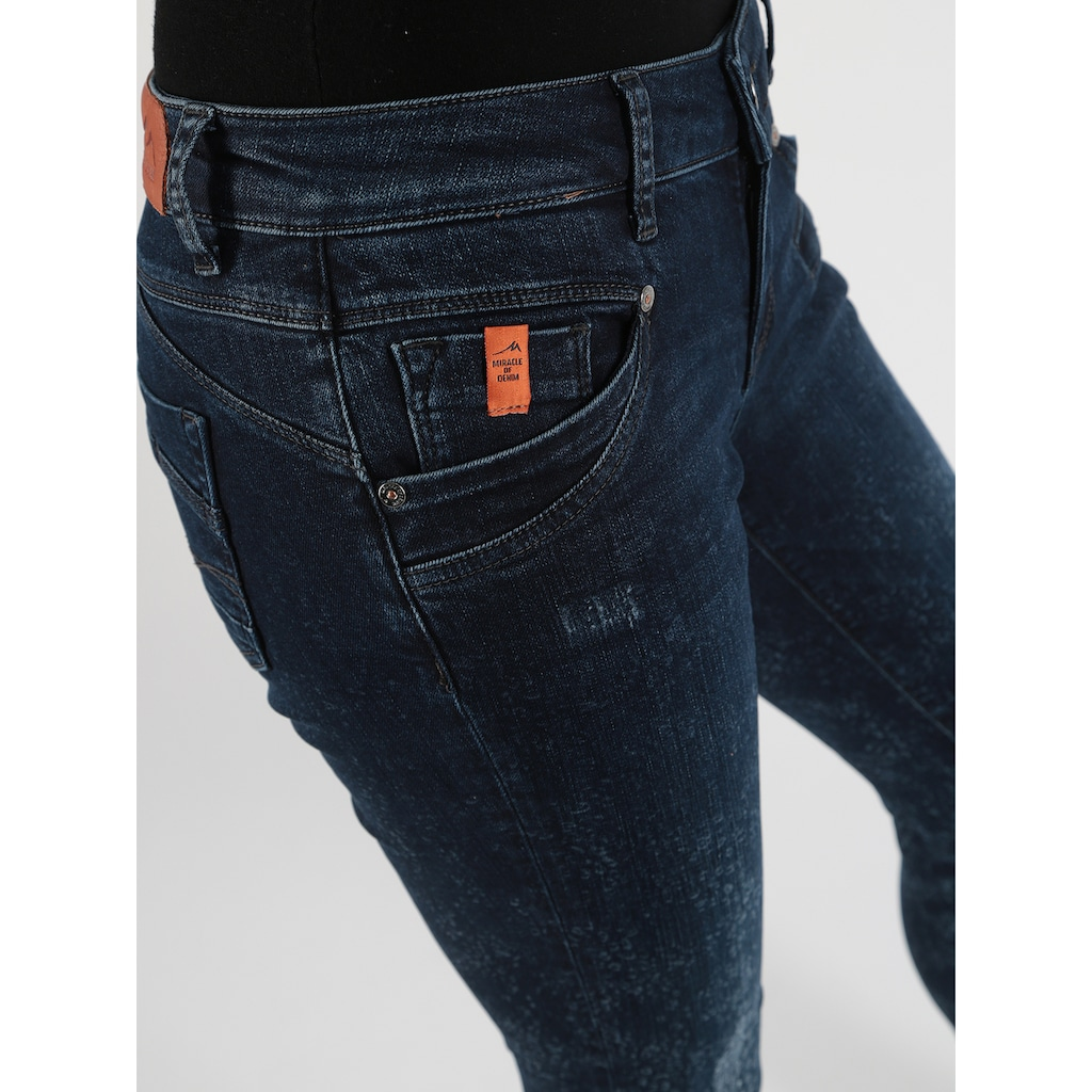Miracle of Denim Skinny-fit-Jeans »Suzy Skinny Jeans«, Suzy