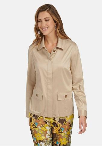Emilia Lay Jackenblazer »Jacke mit Hemdkragen« kaufen