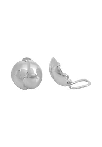 Vivance Paar Ohrclips »925 Silber rhodiniert«, Glänzend kaufen