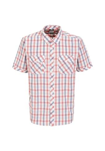 Trespass Kurzarmhemd »Herren Hopedale Kurzarm Karo Hemd« kaufen