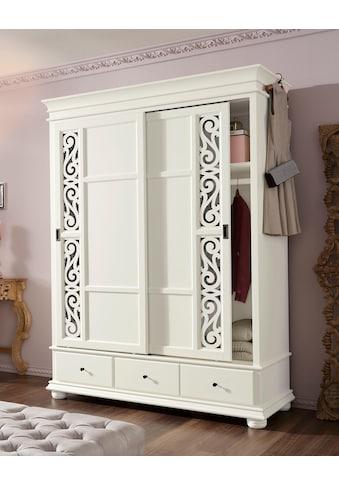 Premium collection by Home affaire Schiebetürenschrank »Arabeske«, mit schönen... kaufen