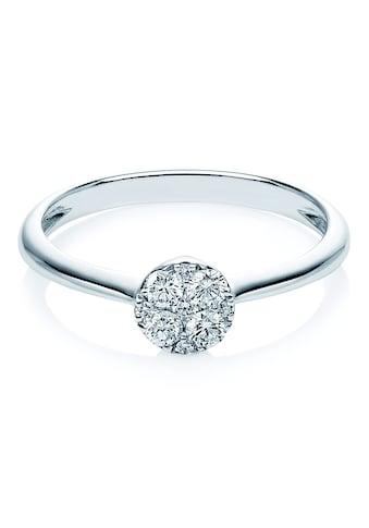 Tresor 1934 Verlobungsring »TR685«, (1 tlg.), mit Diamant kaufen