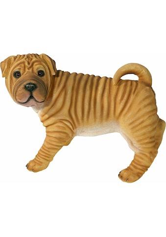 Casa Collection by Jänig Tierfigur »Faltenhund, Maße ca. H: 35cm, B: 44cm« kaufen