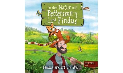 Musik-CD »Findus Erklärt Die Welt-Hörspiel zum Naturbuch / Pettersson Und Findus« kaufen