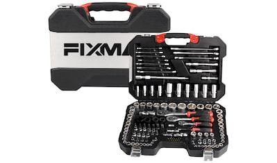 FIXMAN Steckschlüsselsatz 120 - teilig, zusätzlich mit Zoll - Stecknüssen kaufen