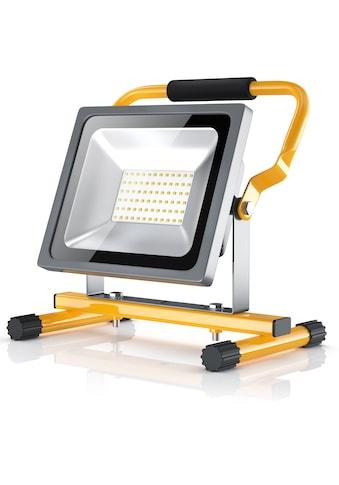 Brandson LED Baustrahler für Innen- und Außenbereich »30W / 2500 Lumen / IP65 (wasserfest)« kaufen