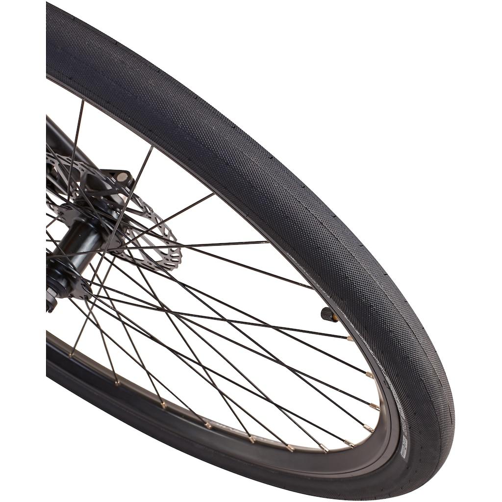 "Prophete Trekkingrad »URBANICER 20.BMU.20 Urban Bike 28""«, 9 Gang, Shimano, Shimano Acera Schaltwerk, Kettenschaltung"