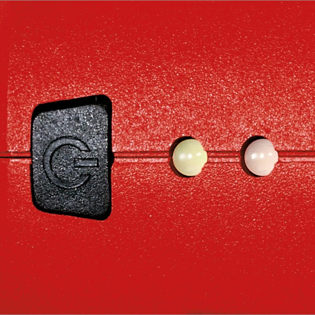 Einhell Heißklebepistole »TC-CG 3,6/1 Li«, mit Akku, Ladegerät, 4 Heißklebestifte, Metallbox