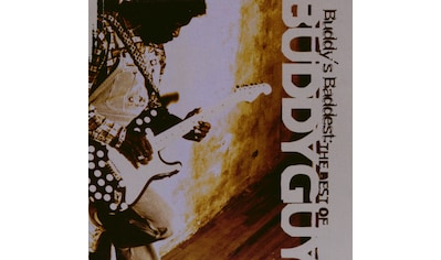 Musik-CD »Buddy's Baddest: The Best Of B / Guy,Buddy« kaufen