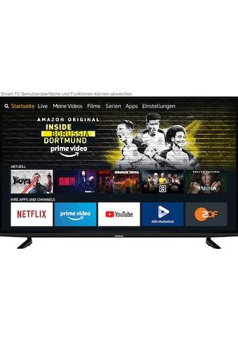 "Grundig LED-Fernseher »49 VOE 82 - Fire TV Edition TPY000«, 123 cm/49 "", 4K Ultra HD,... kaufen"