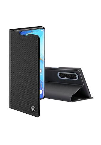 """Hama Handytasche »Smartphone-Booklet Tasche«, """"Slim Pro"""" für Oppo Find X2 Neo, Schwarz kaufen"""