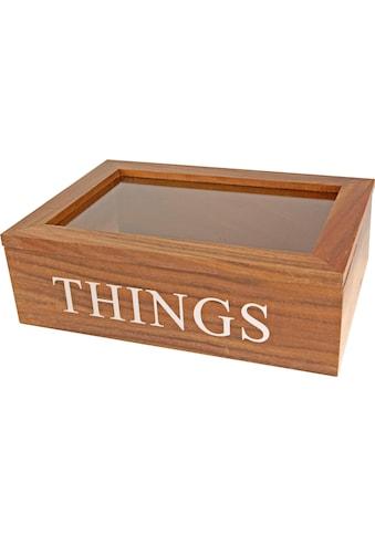 Heim INTERIOR & SEASONAL DESIGN Aufbewahrungsbox kaufen