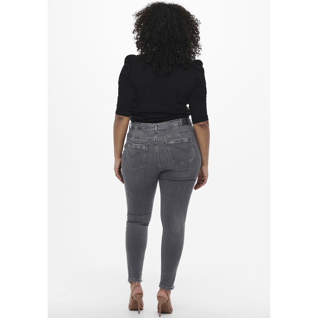 ONLY CARMAKOMA Skinny-fit-Jeans »Laola«, High Waisted