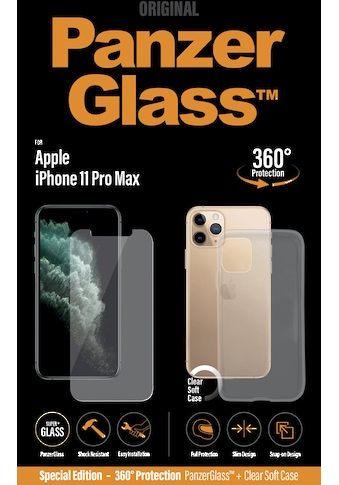 PanzerGlass Schutzglas »360 Grad Protection für Apple iPhone 11 Pro Max« kaufen