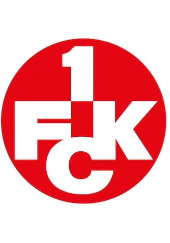 Wall-Art Wandtattoo »1.FC Kaiserslautern Logo« kaufen