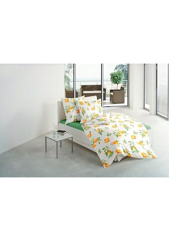 Bettwäsche »Orange«, BIERBAUM kaufen