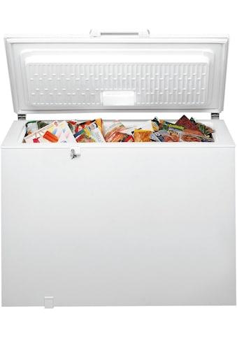 BAUKNECHT Gefriertruhe »GTE 822«, 91,6 cm hoch, 118 cm breit kaufen