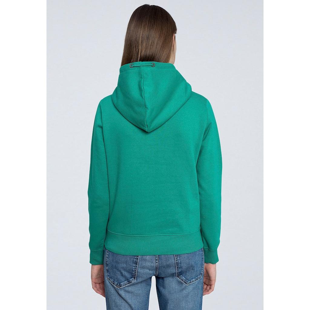 Pepe Jeans Sweater »ALICIA«, tollem Kragen zum Binden
