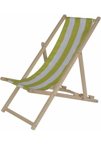 Eichhorn Stuhl »Eichhorn Outdoor, Kindersonnenliege«, für Kinder; Made in Europe kaufen