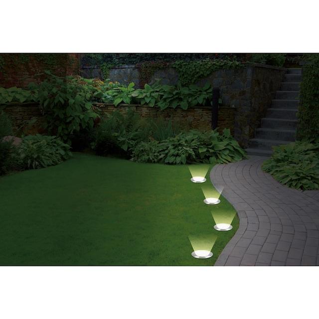EASYmaxx,LED Gartenleuchte»Solar-Bodenleuchte«,