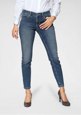 MAC Skinny-fit-Jeans »Dream Skinny«, Hochelastische Qualität sorgt für den perfekten Sitz kaufen
