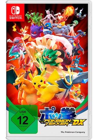 Nintendo Switch Spiel »Pokémon Tekken DX«, Nintendo Switch kaufen