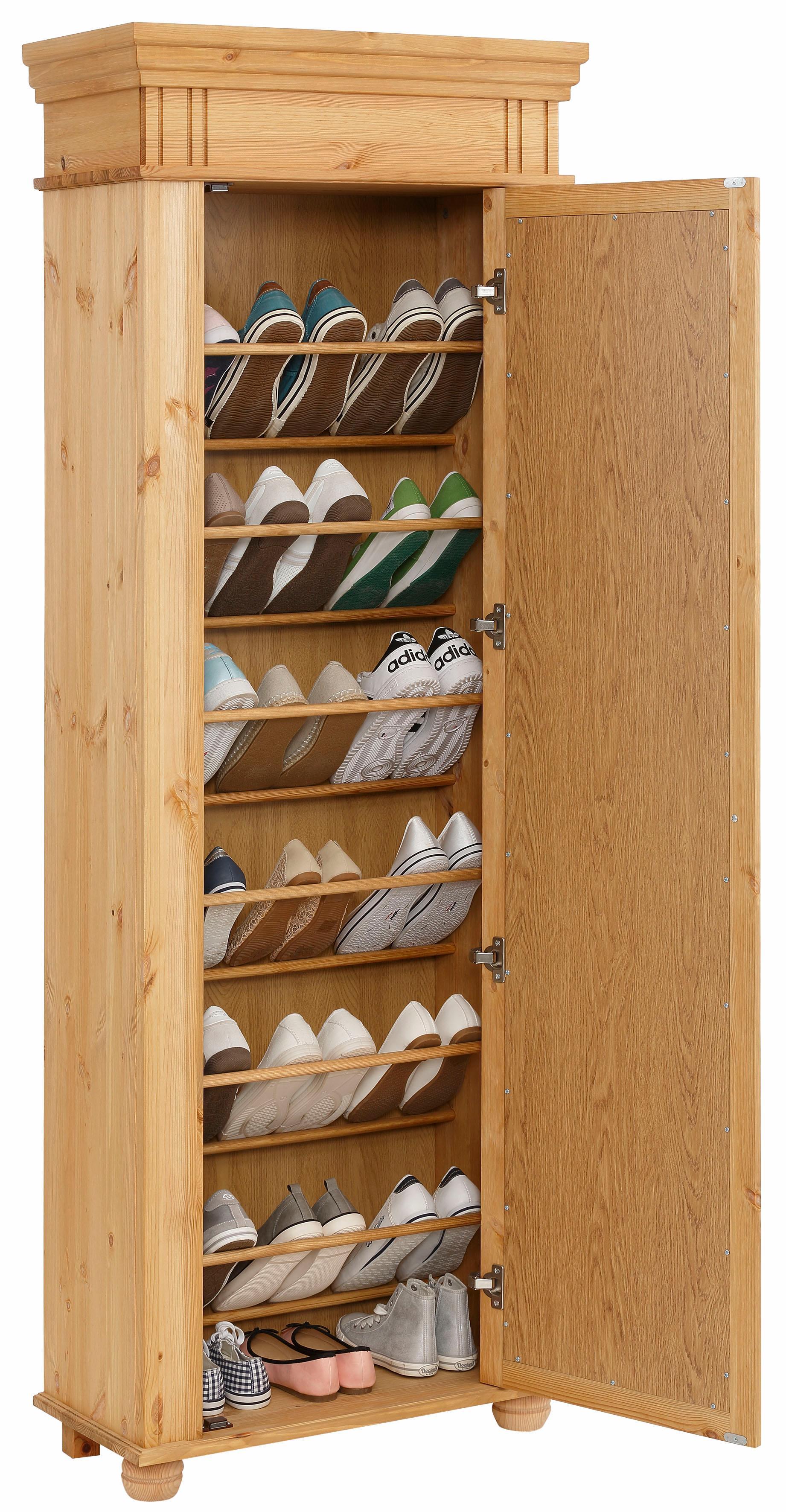 Designer schuhschrank mit spiegel preisvergleich die for Schuhschrank naturholz