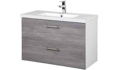 Waschtisch »Trento«, Breite 80 cm, Tiefe 36 cm, SlimLine kaufen