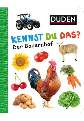Buch »Kennst du das? Der Bauernhof / DIVERSE« kaufen