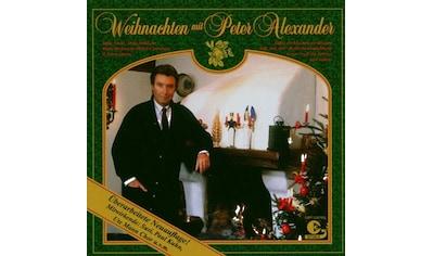 Musik-CD »Weihnachten Mit Peter Alexander / Alexander,Peter« kaufen