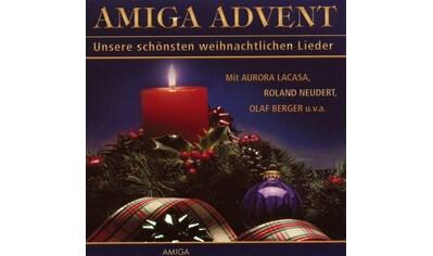 Musik-CD »Amiga Advent / Various« kaufen