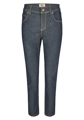 ANGELS Ankle-Jeans, mit Kontrastnähten kaufen