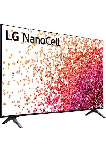 "LG LCD-LED Fernseher »43NANO759PA«, 108 cm/43 "", 4K Ultra HD, Smart-TV, NanoCell kaufen"