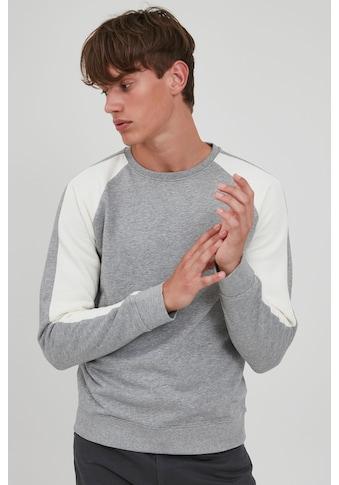 Blend Rundhalspullover »Neville 20713529ME«, Sweatshirt mit Rundhalsausschnitt kaufen