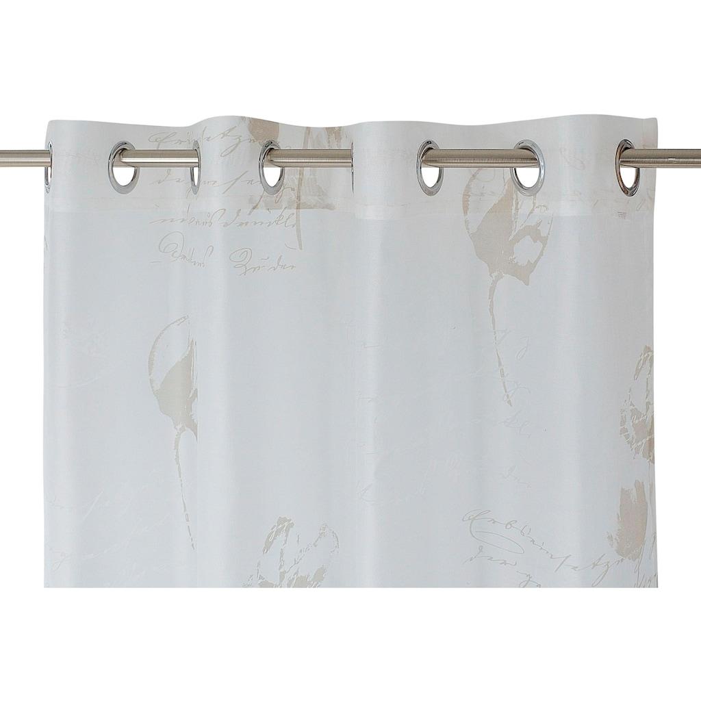 Kutti Vorhang »Nizza«, Vorhang Nizza
