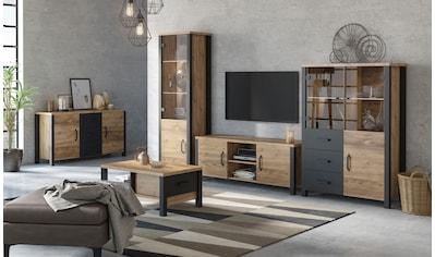TRENDMANUFAKTUR Wohnwand »Olin« (Set, 3 - tlg) kaufen