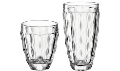 LEONARDO Gläser-Set »BRINDISI«, (Set, 8 tlg., 4 Becher klein, 270 ml-4 Becher groß,... kaufen