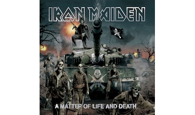 Musik-CD »A Matter of Life and Death (2015 Remaster) / Iron Maiden« kaufen