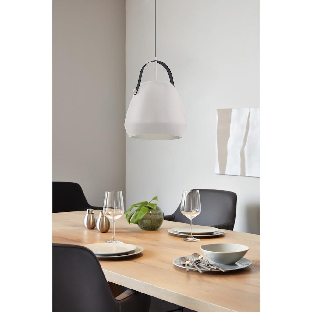 EGLO Pendelleuchte »BEDNALL«, E27, Hängeleuchte, Hängelampe, dimmbar, Smart Home