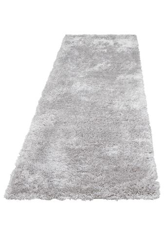 my home Hochflor-Läufer »Boldo«, rechteckig, 50 mm Höhe, besonders weich durch Microfaser kaufen
