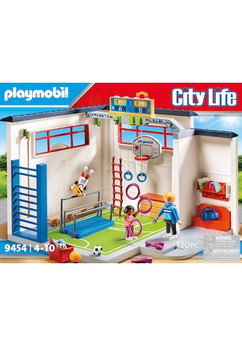 Playmobil® Konstruktions-Spielset »Turnhalle (9454), City Life«, (130 St.), ; Made in Germany kaufen