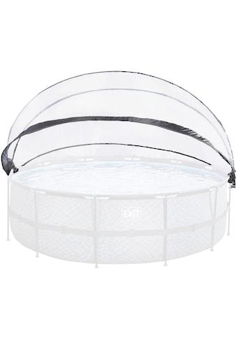 EXIT Poolüberdachung für Framepools mit 440 - 460 cm Durchmesser kaufen