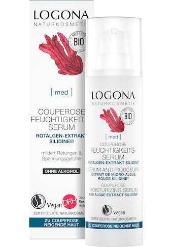 LOGONA Gesichtsserum »Logona med Couperose Feuchtigkeits-Serum« kaufen