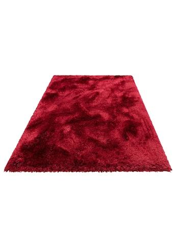 Leonique Hochflor-Teppich »Lasse«, rechteckig, 76 mm Höhe, besonders weich durch... kaufen