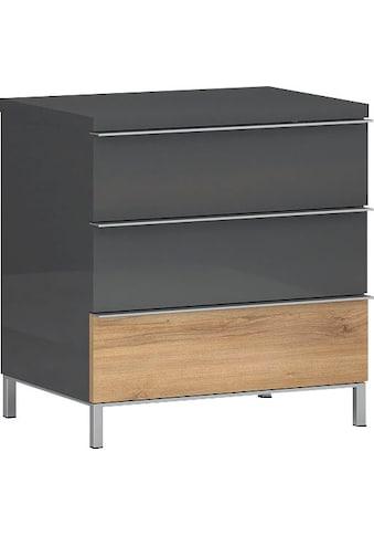 Places of Style Nachtkonsole »Onyx«, UV lackiert, mit Soft-Close-Funktion kaufen