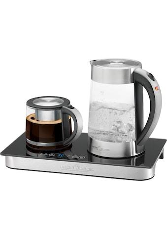 ProfiCook Wasserkocher, Teebereiter, Kaffeebereiter PC - TKS 1056, 1,7 Liter, 2250 Watt kaufen