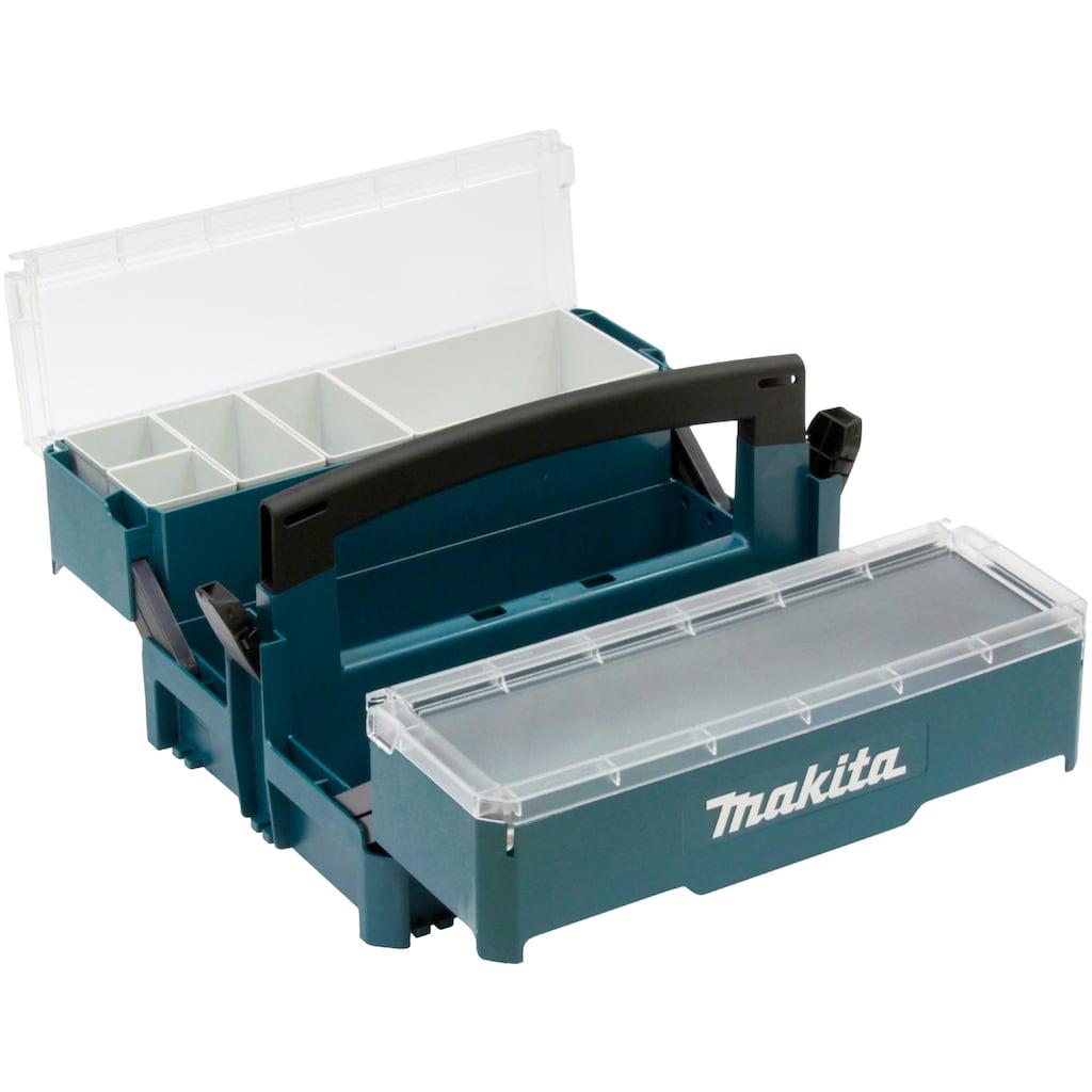 Makita Werkzeugkoffer »P-84137«, unbefüllt, BxHxT: 395x295x233 mm